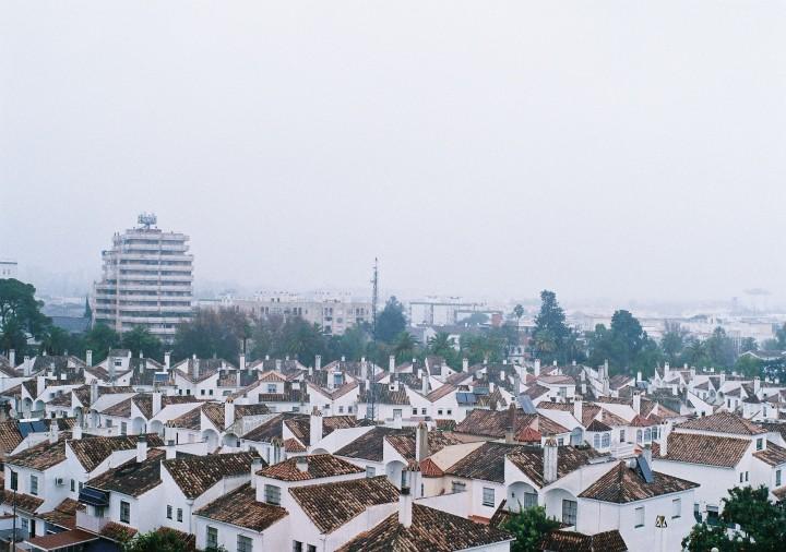 Jerez de la Frontera –analogowo.